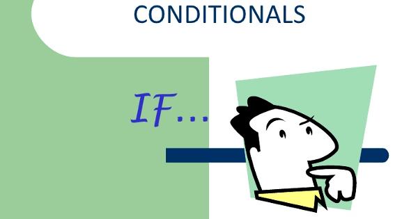 cấu trúc câu điều kiện
