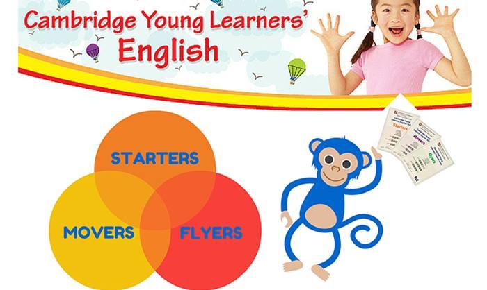 Các cấp độ tiếng Anh theo đánh giá của Cambridge